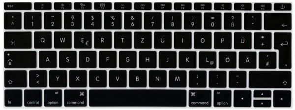 """Deutsche Silikon-Abdeckung für MacBook 12"""", Magic Tastatur, EU-Enter"""